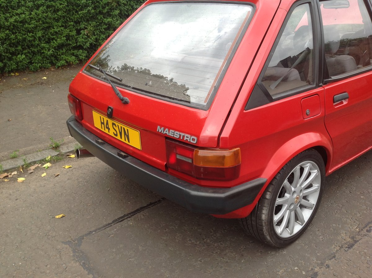 1999 Stunning Austin Maestro 1.3 Petrol For Sale (picture 2 of 6)