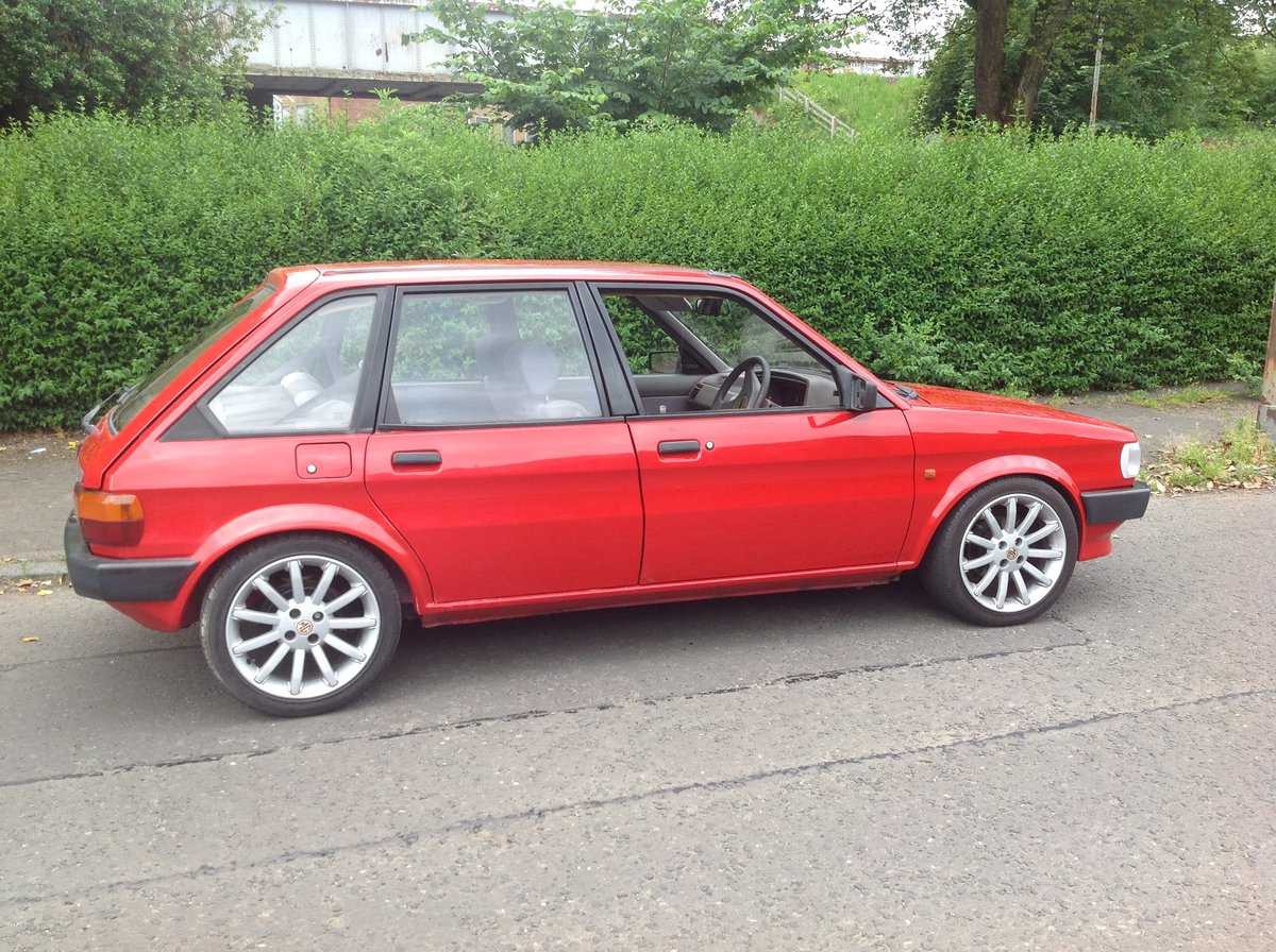 1999 Stunning Austin Maestro 1.3 Petrol For Sale (picture 3 of 6)