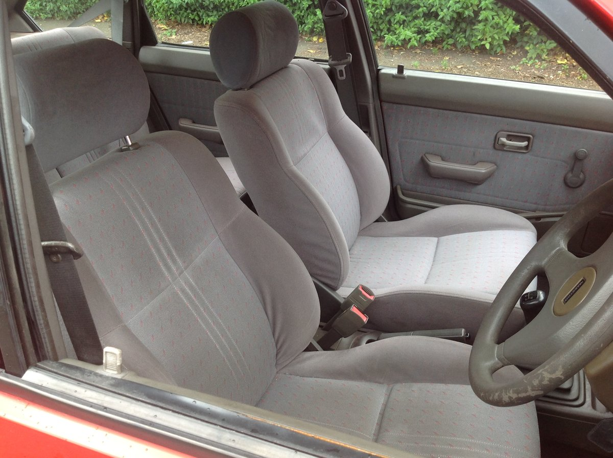 1999 Stunning Austin Maestro 1.3 Petrol For Sale (picture 5 of 6)
