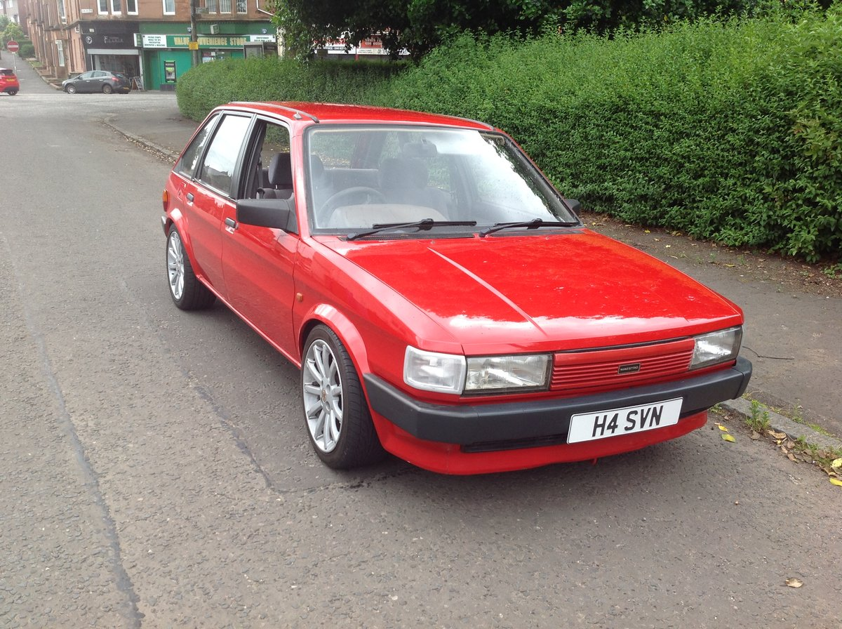 1999 Stunning Austin Maestro 1.3 Petrol For Sale (picture 6 of 6)
