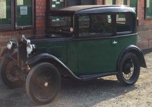 1933  Austin 7 RP For Sale