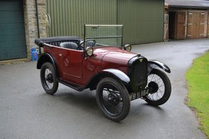 1927 Austin 7 Chummy