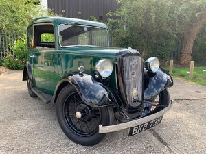 To be sold Thursday 29th August 2019- 1934 Austin 7 Ruby For Sale by Auction