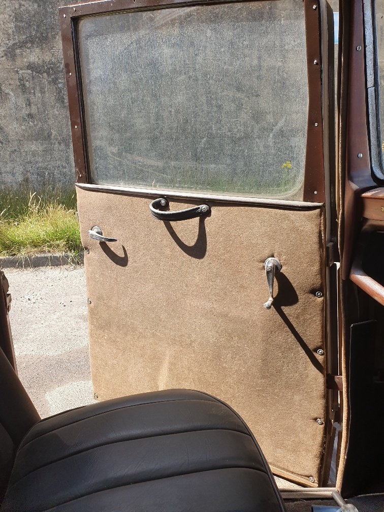 1935 Austin 10 Sherborne Shipped in from Africa in 2002 For Sale (picture 6 of 6)