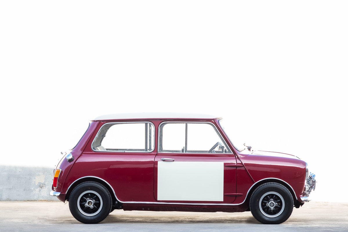 1968 Morris Mini Cooper MK2 For Sale (picture 1 of 6)