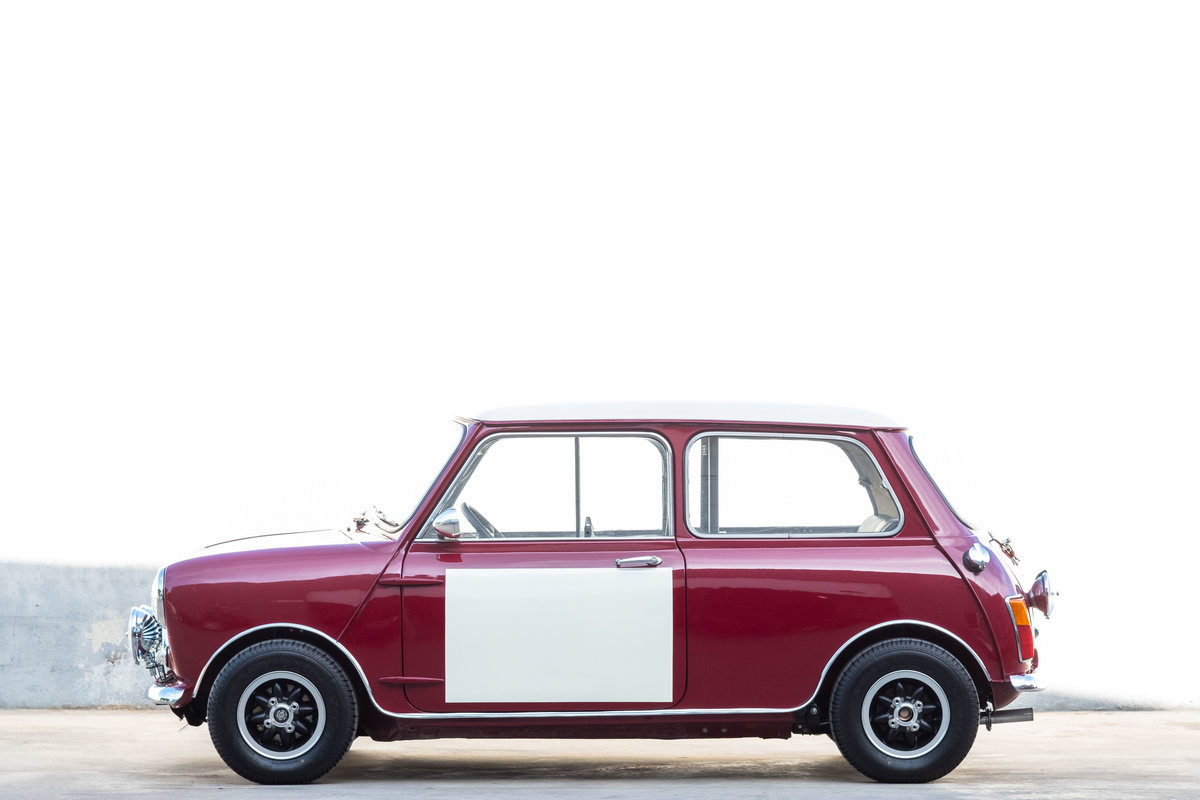 1968 Morris Mini Cooper MK2 For Sale (picture 3 of 6)