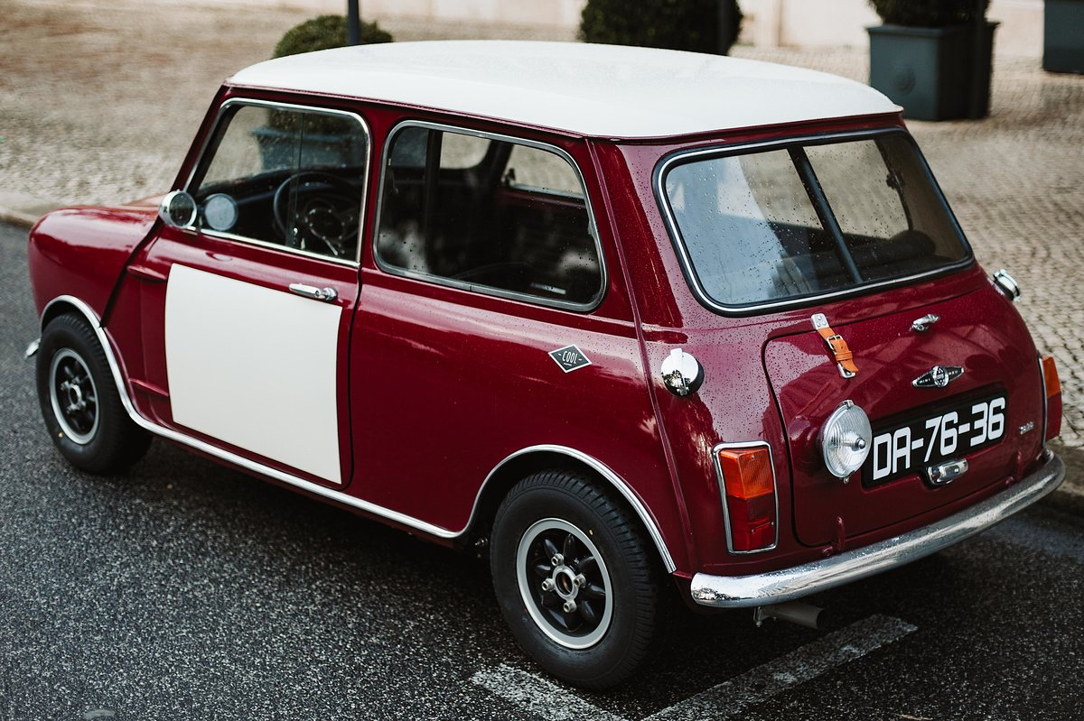 1968 Morris Mini Cooper MK2 For Sale (picture 6 of 6)