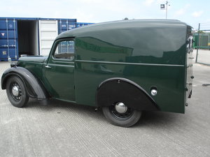1947 Austin 10 van Rare opportunity For Sale