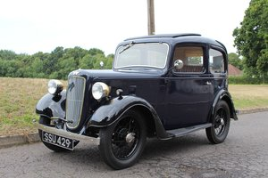 Austin Seven Ruby 1937  - To be auctioned 25-10-19 For Sale by Auction