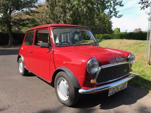 1986 Austin Mini 1000 City E - Genuine 15,000 Mile For Sale