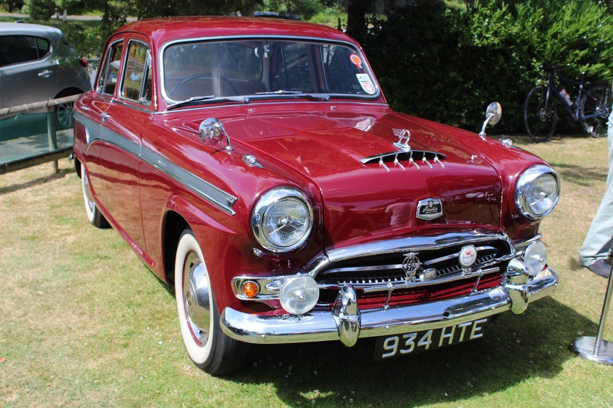 Austin A105 Westminster V/Plas 1959-To be auctioned 25-10-19 For Sale by Auction (picture 1 of 6)