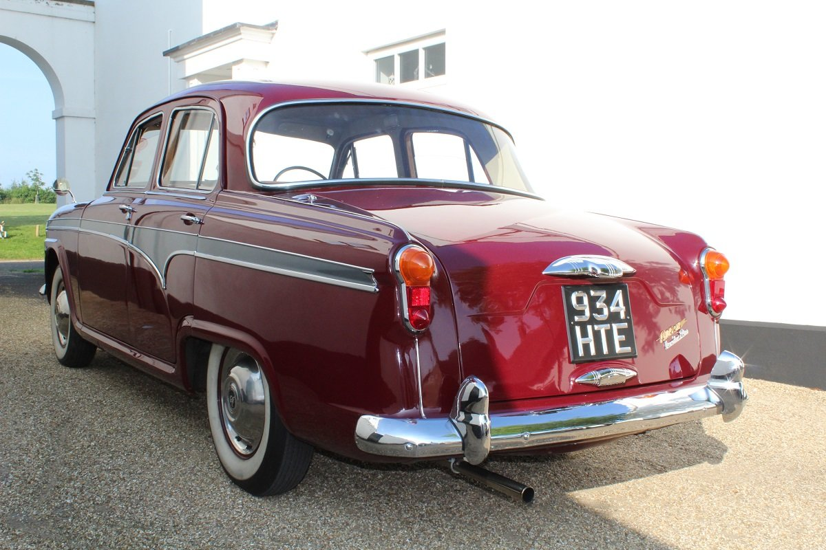 Austin A105 Westminster V/Plas 1959-To be auctioned 25-10-19 For Sale by Auction (picture 2 of 6)