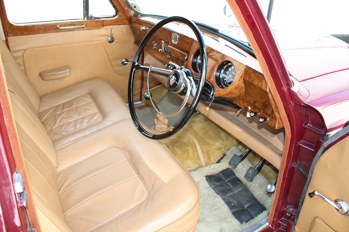Austin A105 Westminster V/Plas 1959-To be auctioned 25-10-19 For Sale by Auction (picture 4 of 6)