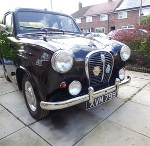 1958 Austin A35 Deluxe For Sale