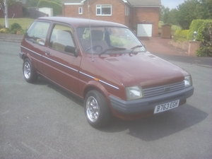 1985 Austin Metro 1.3 Automatic Price Reduced For Sale