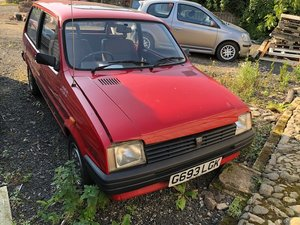 1989 Mini metro 33000 miles For Sale