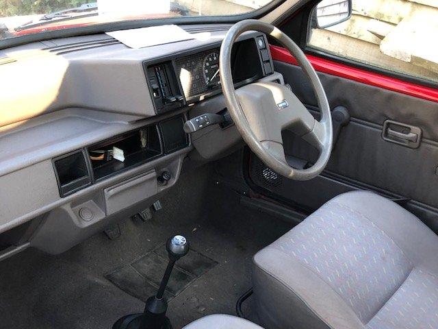 1989 Mini metro 33000 miles For Sale (picture 2 of 6)