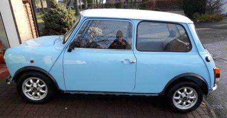 1987 Mini Classic 998cc