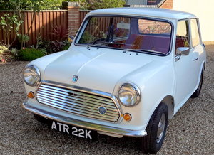 1971 Austin Mini 1000 MKIII For Sale