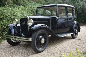 Lot 6 - A 1932 Austin 12-6 Harley - 11/09/2019 For Sale by Auction