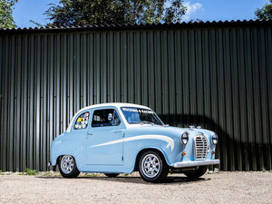 1958 AUSTIN A35 HRDC ACADEMY COMPETITION SALOON For Sale by Auction