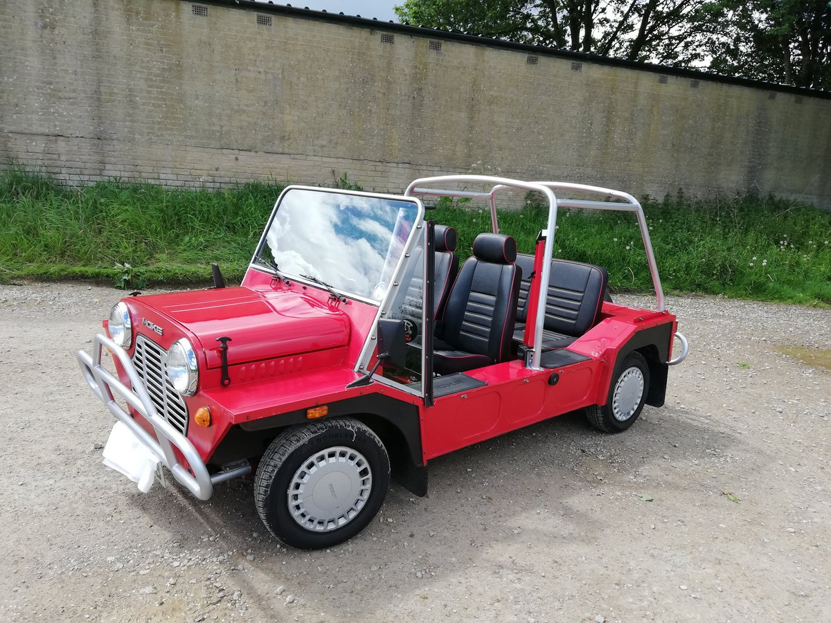 1987 Mini Moke looking for a loving home! For Sale (picture 4 of 6)