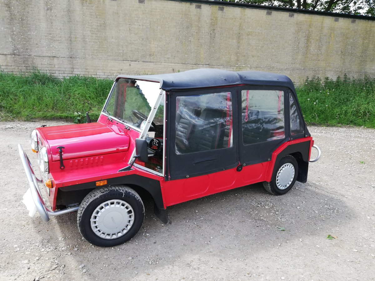 1987 Mini Moke looking for a loving home! For Sale (picture 6 of 6)