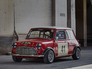 1967 AUSTIN MINI COOPER S GROUP 2 SPECIFICATION FIA  For Sale by Auction