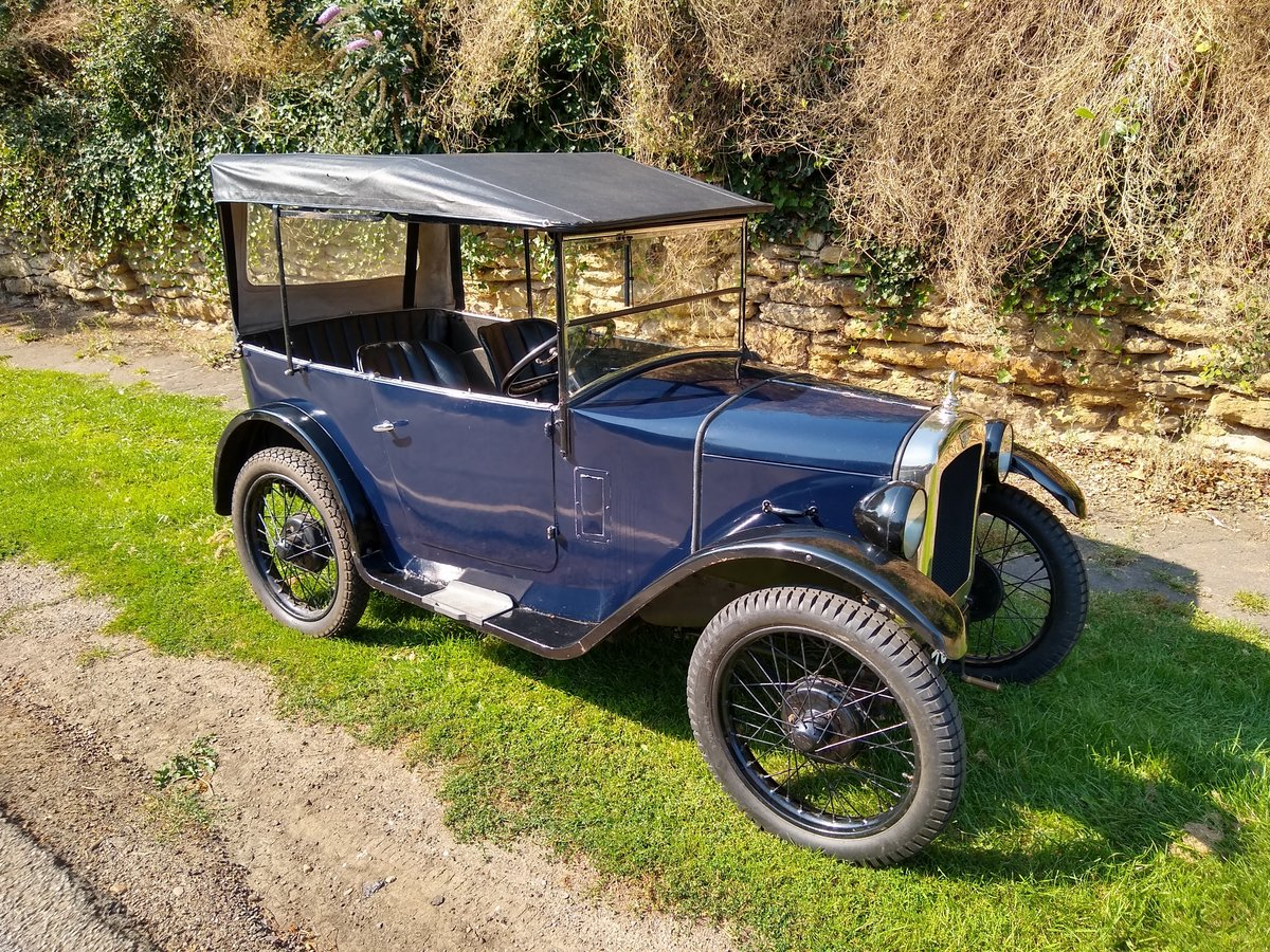 1928 Austin 7 Chummy For Sale (picture 1 of 5)