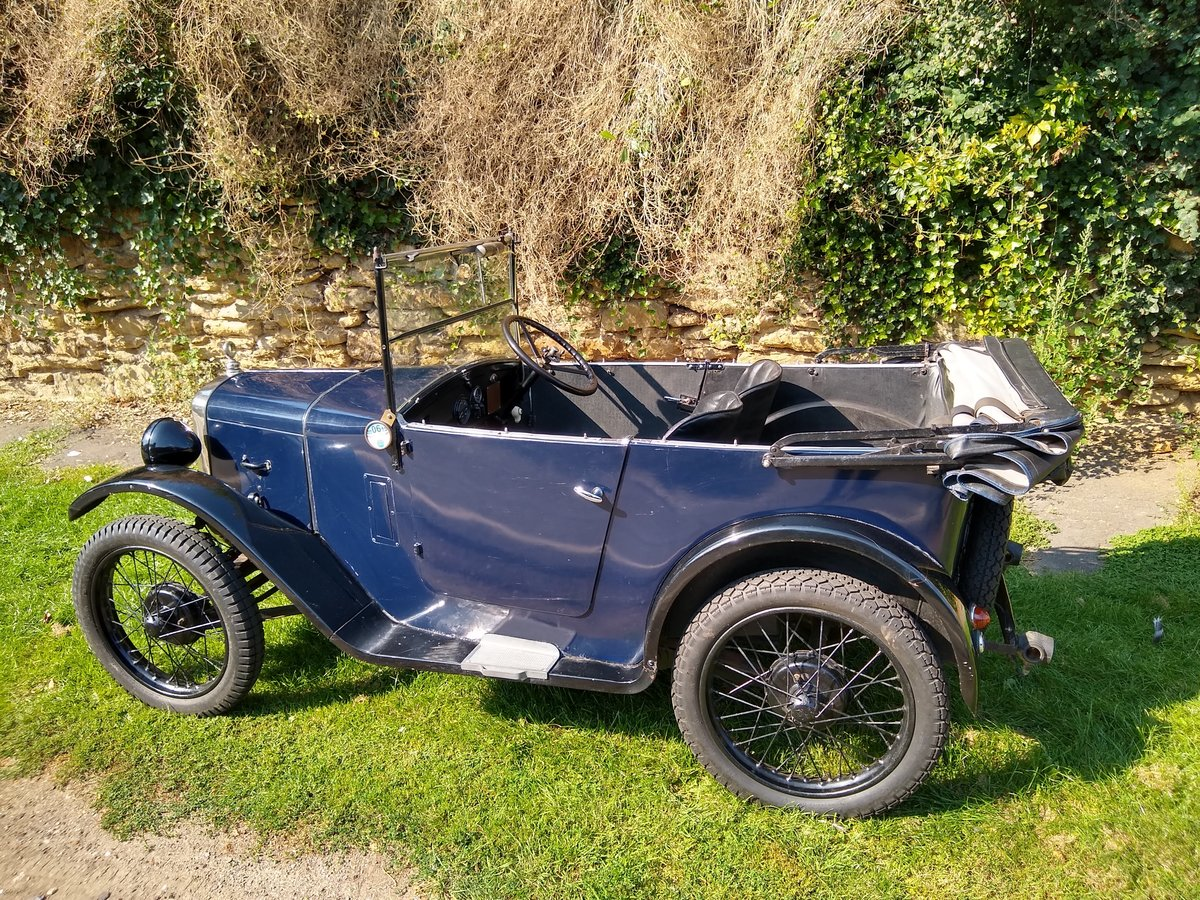 1928 Austin 7 Chummy For Sale (picture 3 of 5)