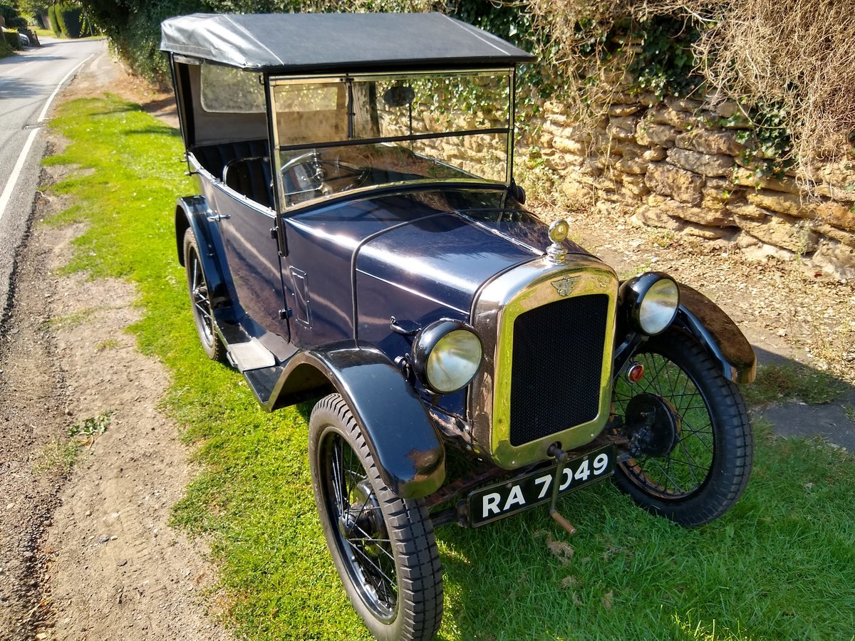 1928 Austin 7 Chummy For Sale (picture 4 of 5)