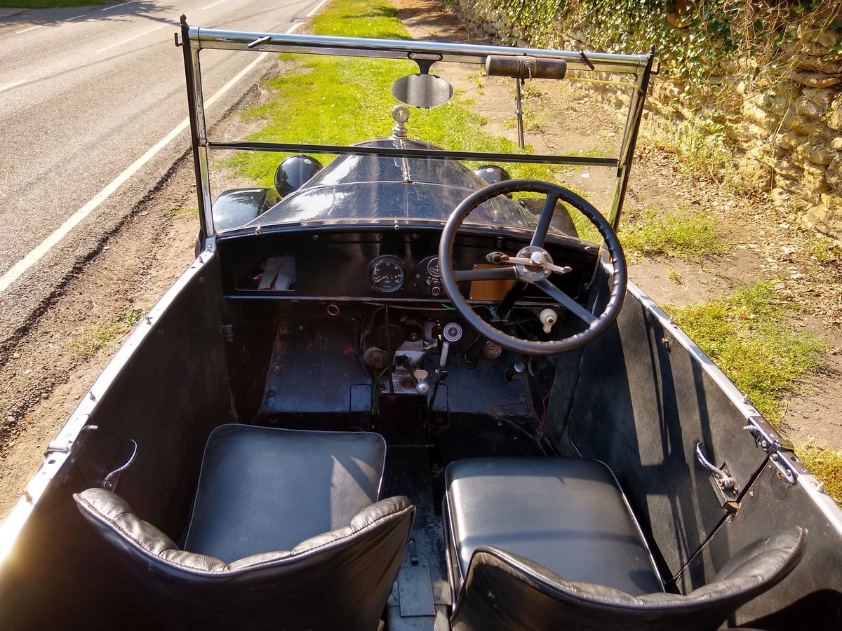 1928 Austin 7 Chummy For Sale (picture 5 of 5)