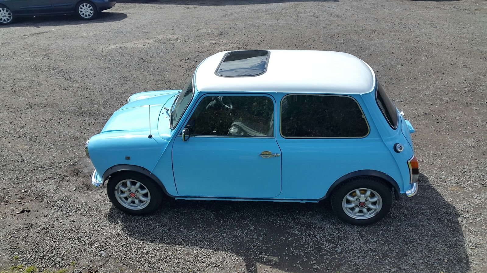 1988 Mini Baby blue  For Sale (picture 5 of 5)