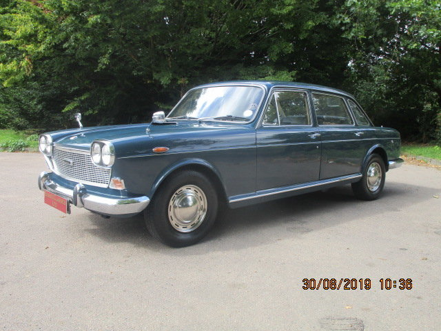 1971 Austin 3 Litre Saloon Auto (Card Payments Accepted) SOLD (picture 2 of 6)
