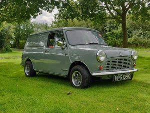 1971 Austin Morris Mini Van SOLD.