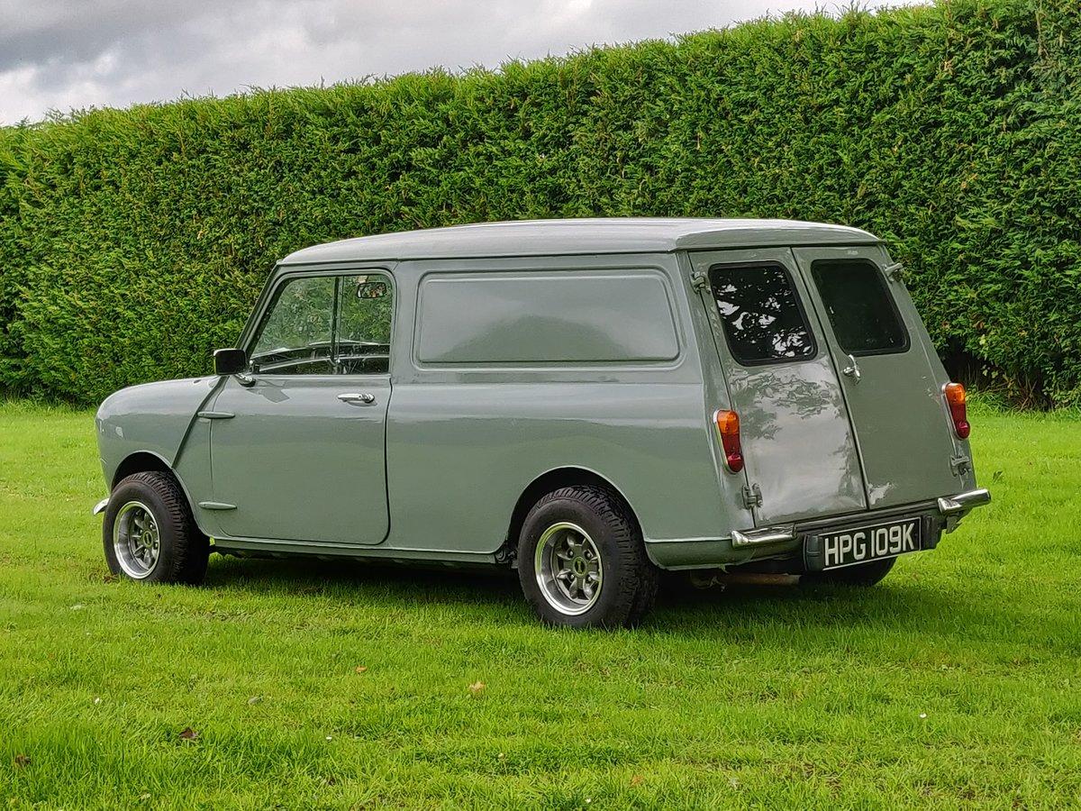 1971 Austin Morris Mini Van SOLD.   For Sale (picture 2 of 6)