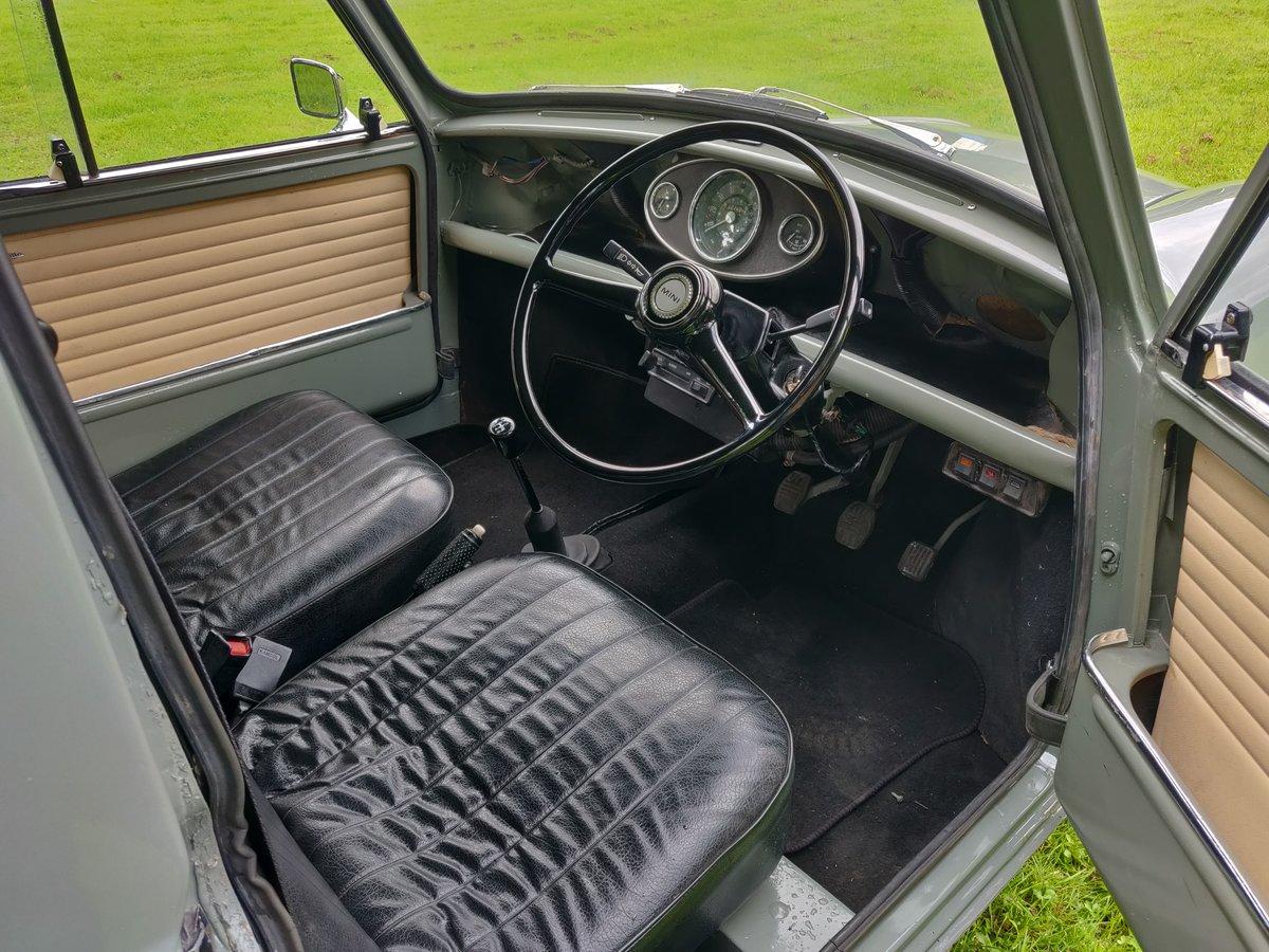 1971 Austin Morris Mini Van SOLD.   For Sale (picture 4 of 6)