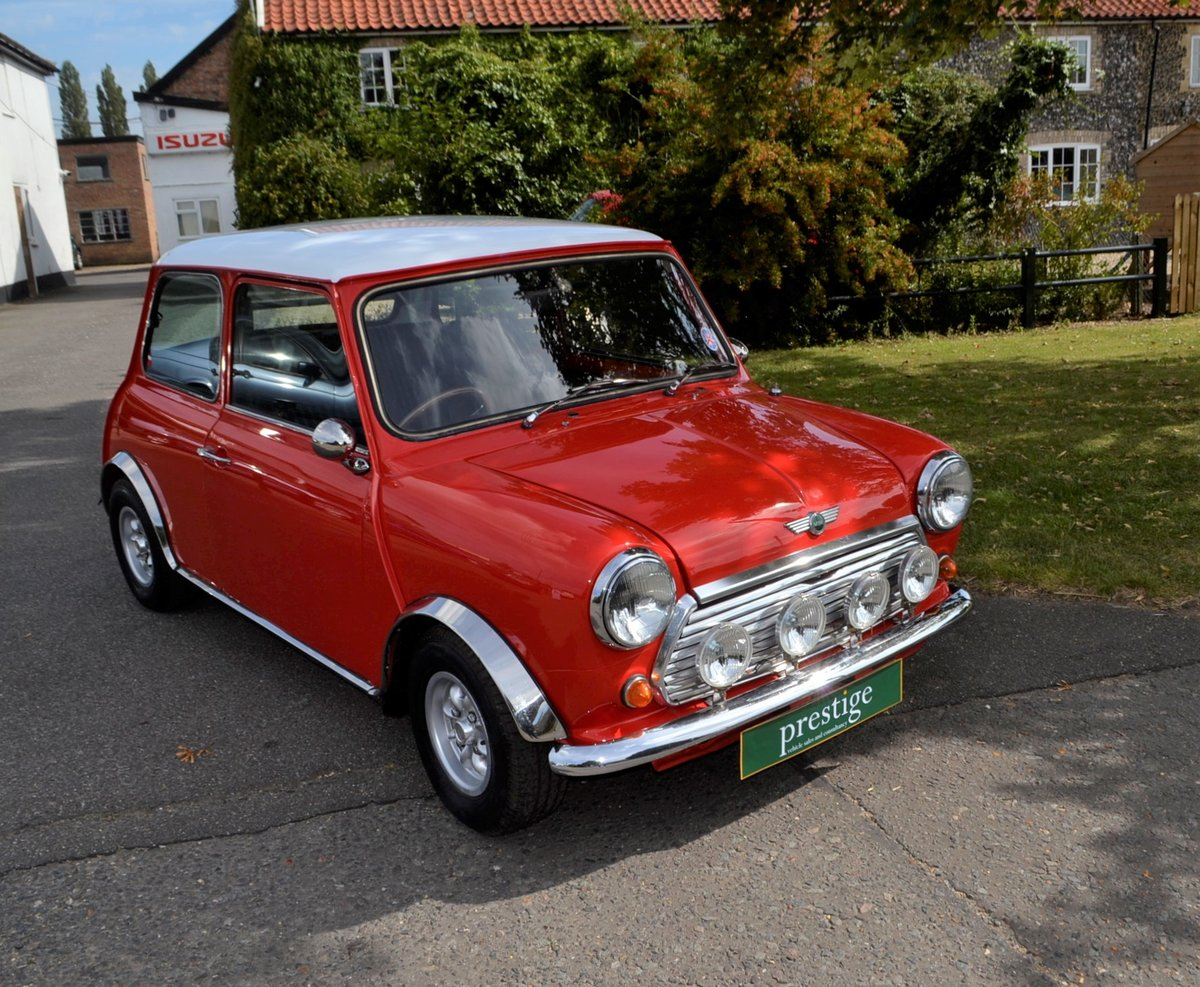 1983 Mini Classic + recommissioned, 1330cc, tastefully modified  For Sale (picture 1 of 15)
