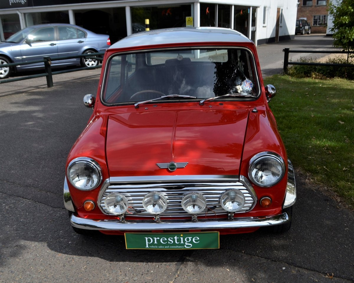 1983 Mini Classic + recommissioned, 1330cc, tastefully modified  For Sale (picture 2 of 16)