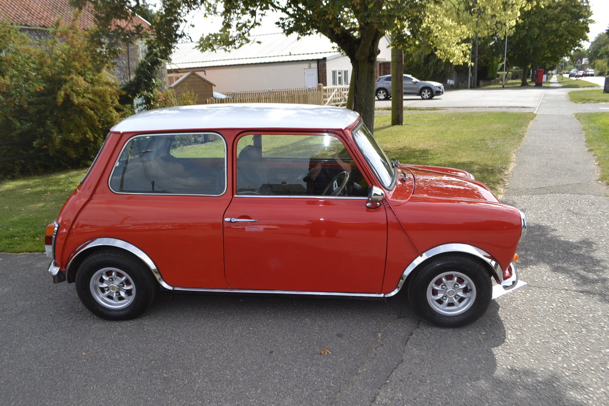 1983 Mini Classic + recommissioned, 1330cc, tastefully modified  For Sale (picture 2 of 15)