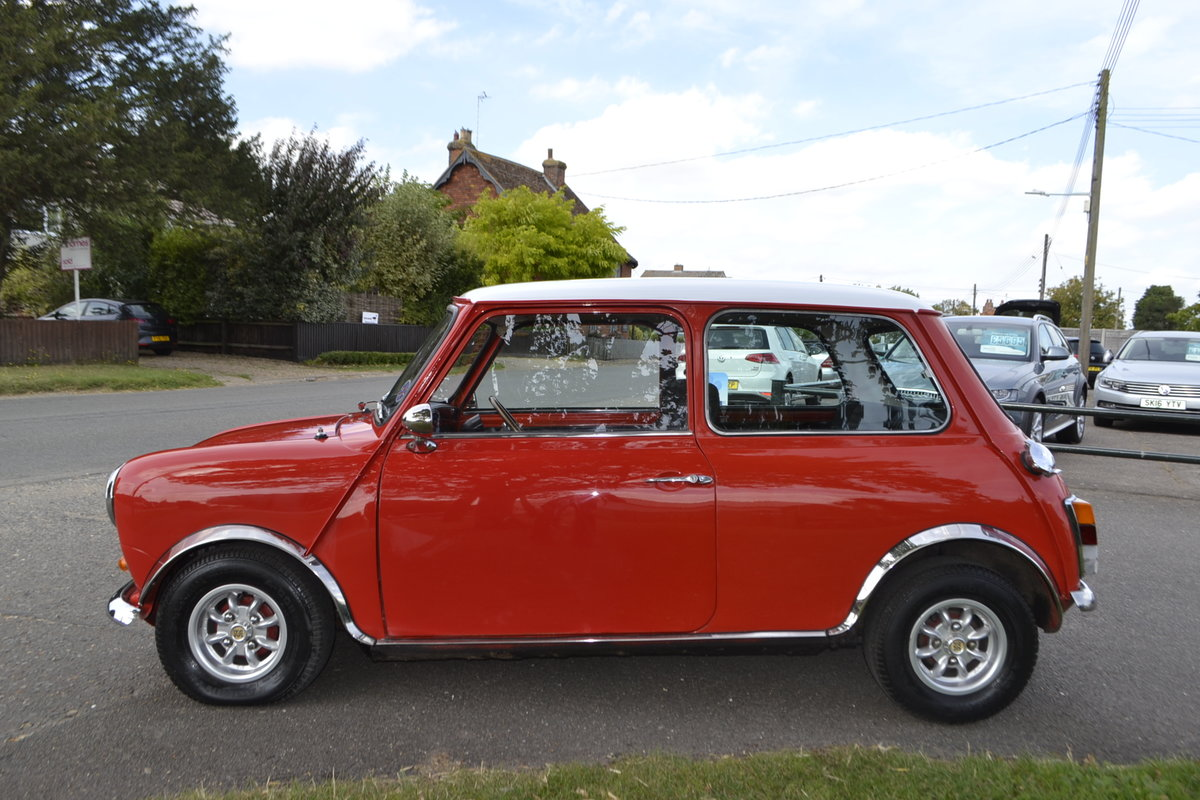 1983 Mini Classic + recommissioned, 1330cc, tastefully modified  For Sale (picture 3 of 15)