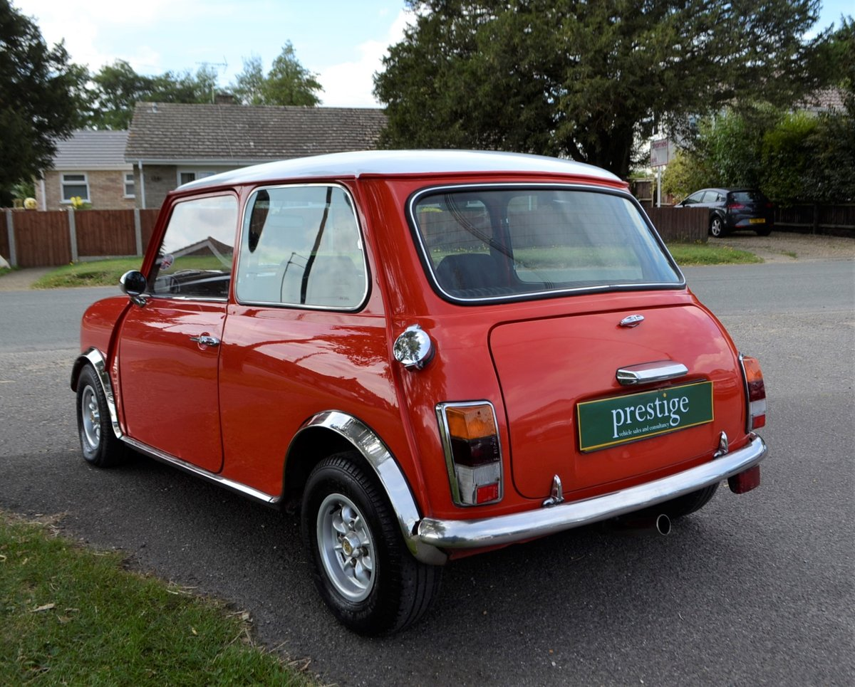 1983 Mini Classic + recommissioned, 1330cc, tastefully modified  For Sale (picture 4 of 15)