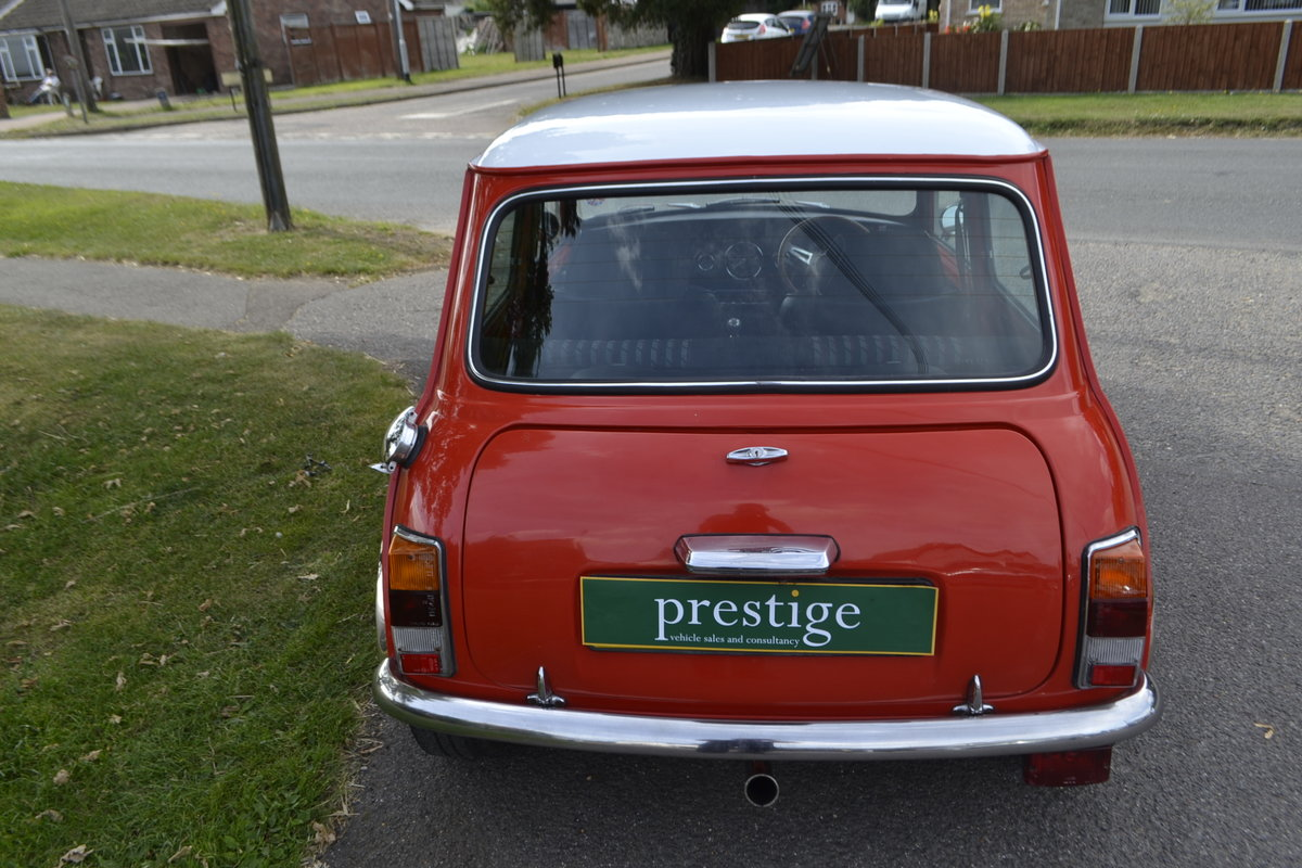1983 Mini Classic + recommissioned, 1330cc, tastefully modified  For Sale (picture 6 of 16)
