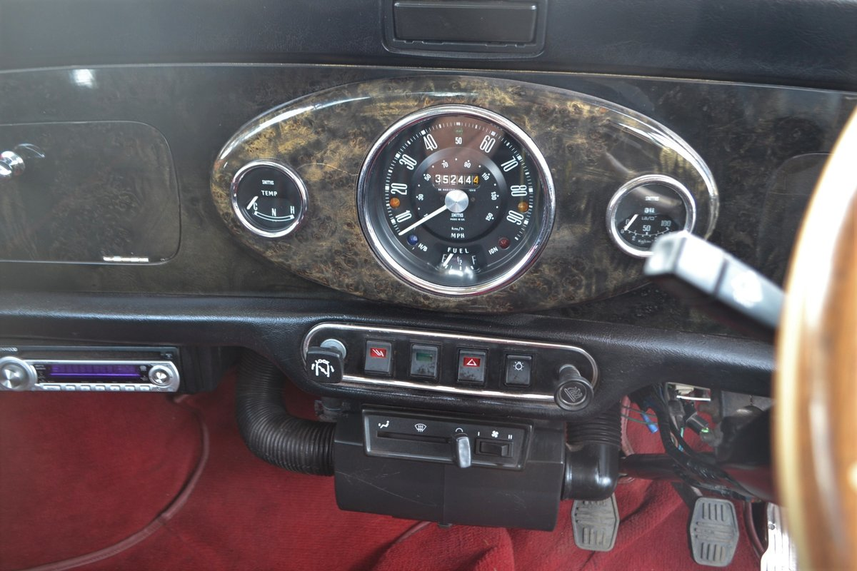 1983 Mini Classic + recommissioned, 1330cc, tastefully modified  For Sale (picture 9 of 15)