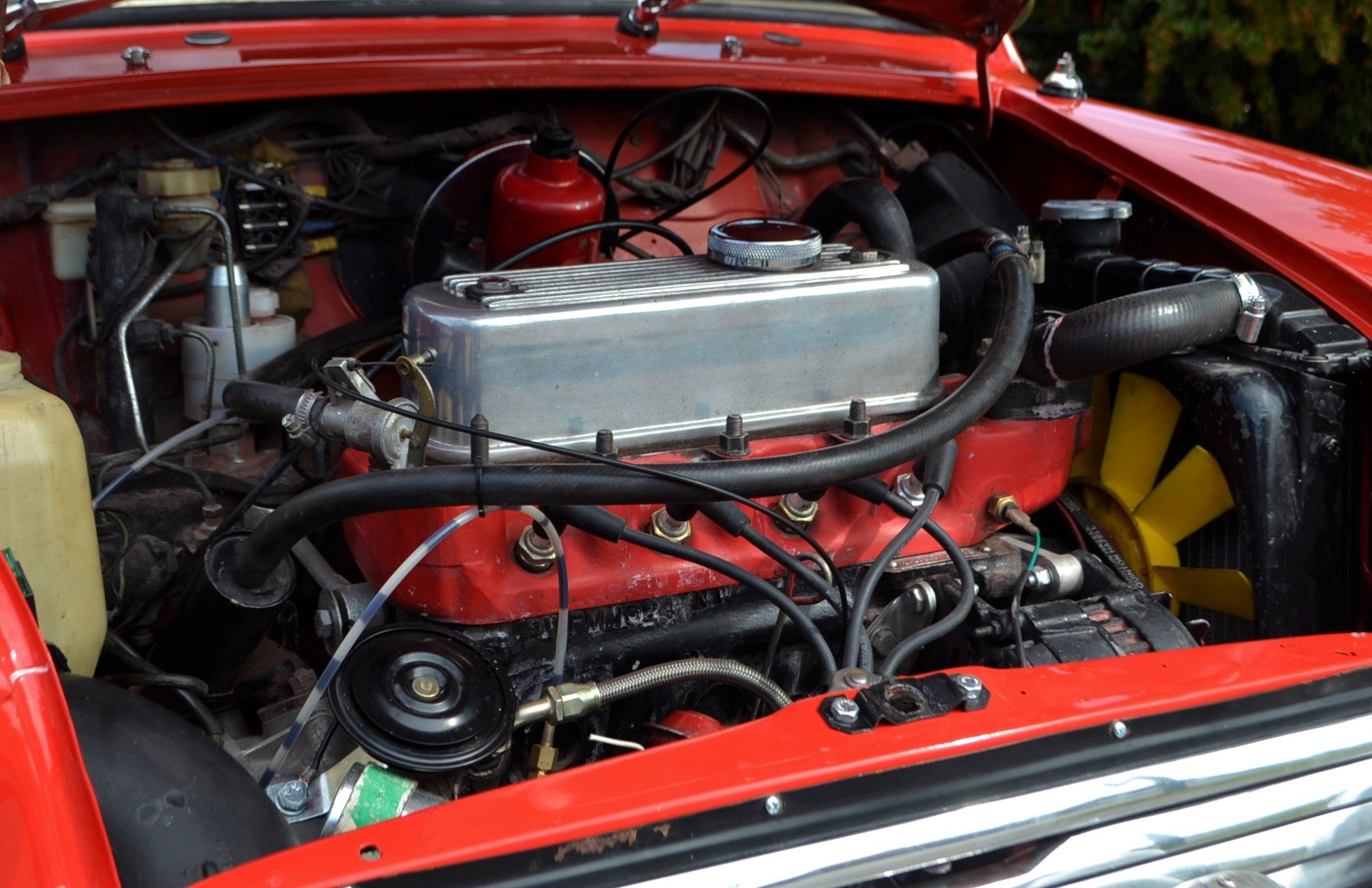 1983 Mini Classic + recommissioned, 1330cc, tastefully modified  For Sale (picture 12 of 15)