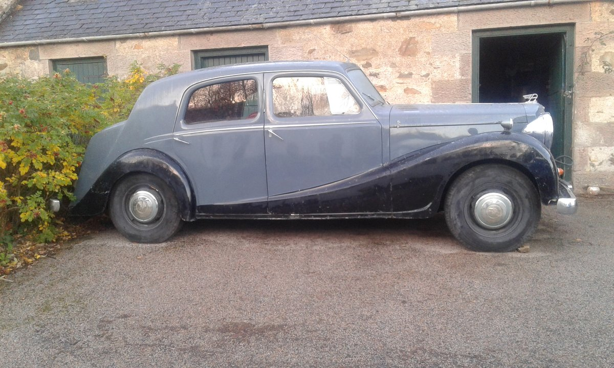 1948 Austin sheerline  For Sale (picture 1 of 2)