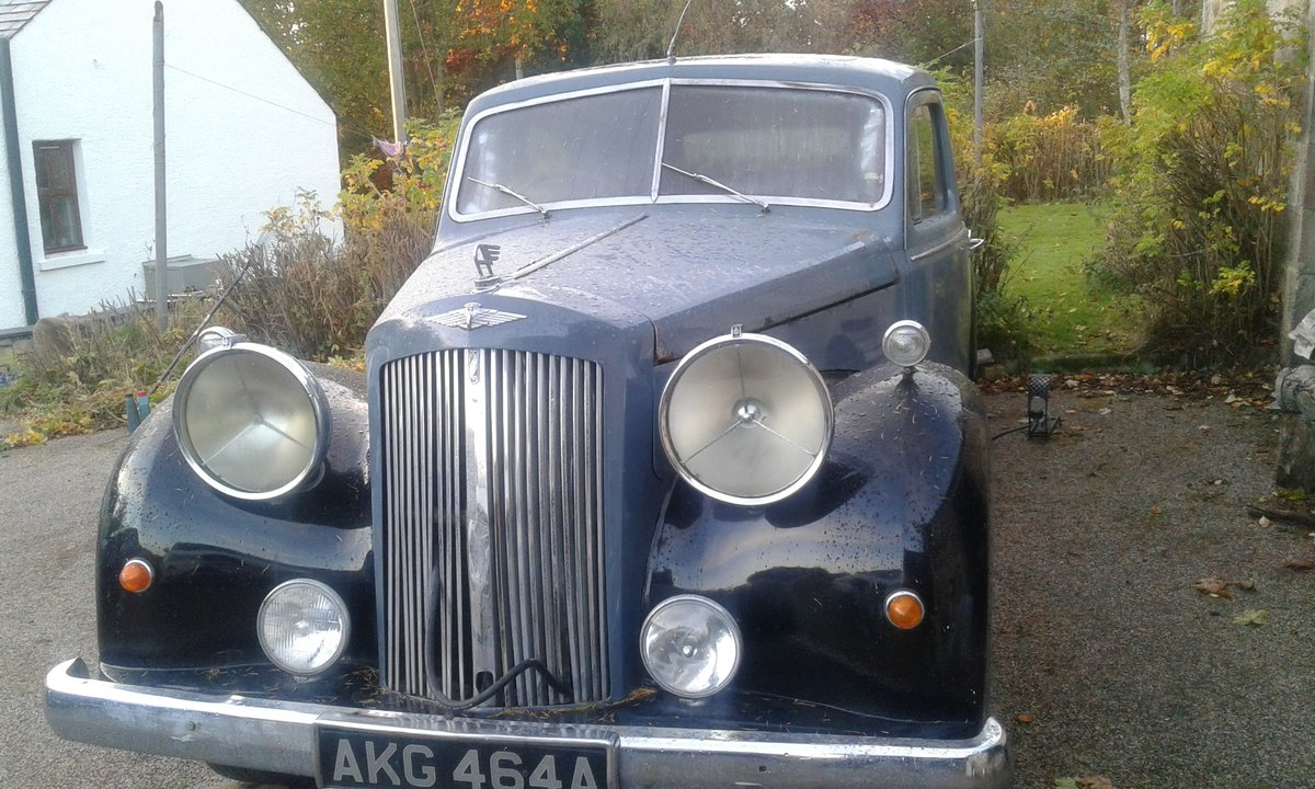 1948 Austin sheerline  For Sale (picture 2 of 2)