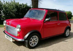 1983 Classic Mini 1380cc fast road tuned