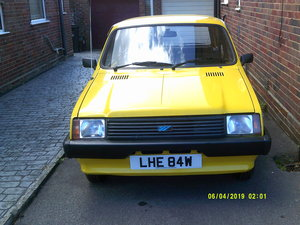 1981 Mini metro mk1 hle For Sale