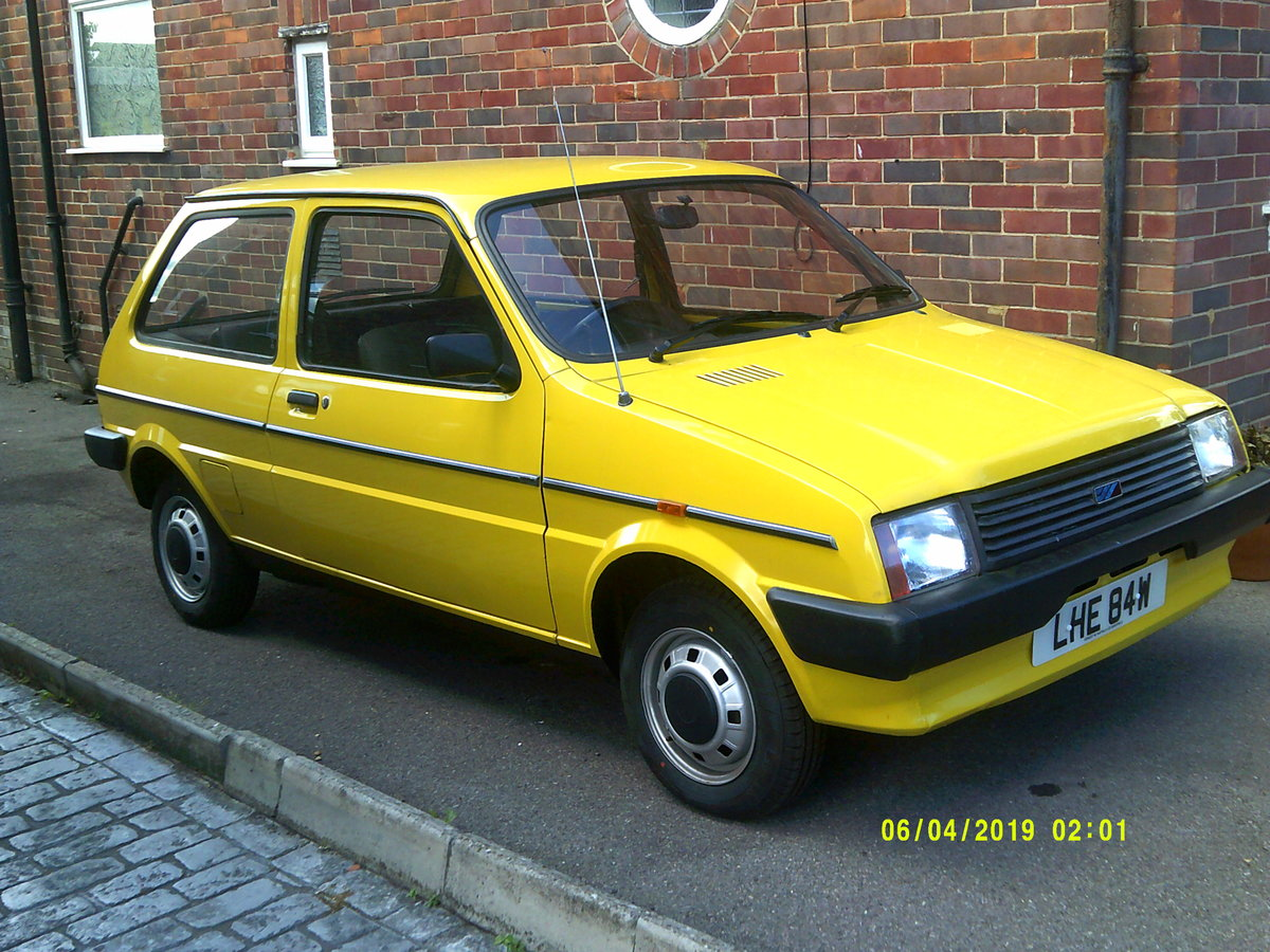 1981 Mini metro mk1 hle SOLD (picture 2 of 6)